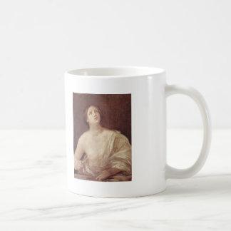 Guido Reni- Suicide of Lucretia Classic White Coffee Mug
