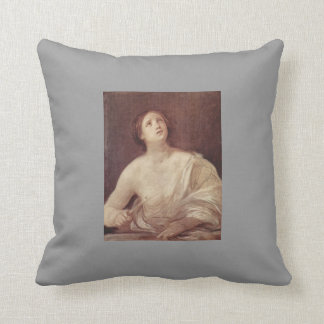 Guido Reni- Suicide of Lucretia Pillows