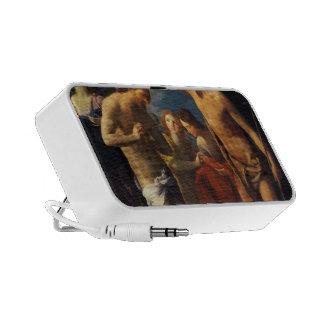Guido Reni- The Baptism of Christ Speaker System