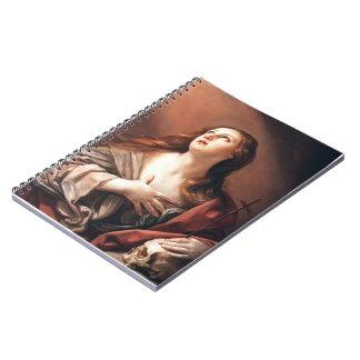 Guido Reni- The Penitent Magdalene Note Books