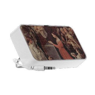 Guido Reni- Thepurificationof the Virgin iPod Speaker