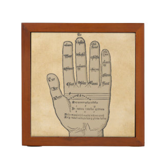 Guidonian Hand, Medieval Music Theory Pencil Holder