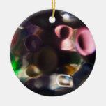 Guijarros coloridos artísticos - foto del arte abs ornatos