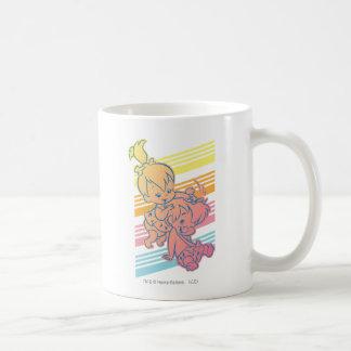 Guijarros que preparan Bam Bam Tazas De Café