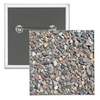 Guijarros y textura de piedra floja pin