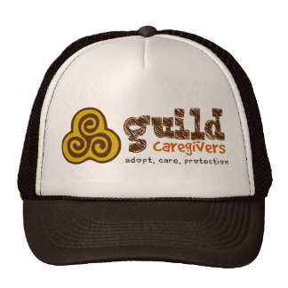 Guild Caregivers CAP 2 Trucker Hat