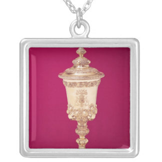 Guild cup personalized necklace
