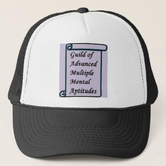 Guild of Advanced Multiple Mental Aptitudes store Trucker Hat