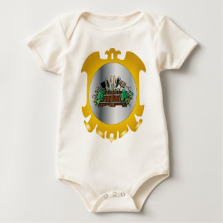Guild of Brewers Baby Bodysuit