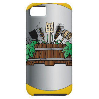 Guild of Brewers iPhone 5 Cases