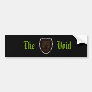 GUILD ONE, The, Void Bumper Stickers