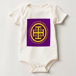 guild our Nazarene Jesus father Baby Bodysuit