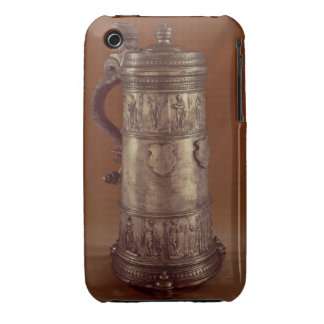 Guild tankard, silvered pewter, 1564 iPhone 3 Case-Mate case