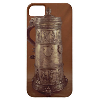 Guild tankard, silvered pewter, 1564 iPhone SE/5/5s case