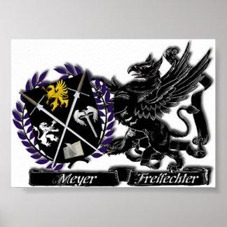 Guild Wappen Poster