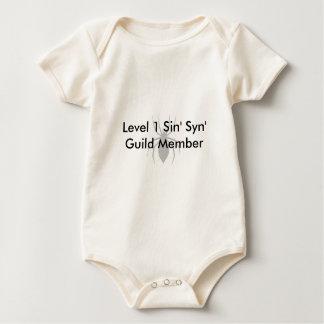 Guildcrest, Level 1 Sin' Syn' Guild Member Baby Bodysuit