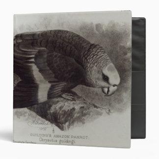 Guilding's Amazon Parrot Binder