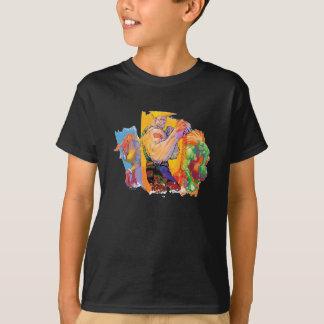 Guile, Blanka & Dhalsim T-Shirt