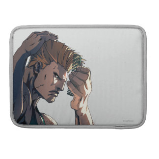 Guile Combing Hair Sleeve For MacBook Pro