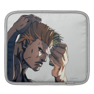 Guile Combing Hair Sleeves For iPads