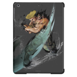 Guile Sonic Boom Case For iPad Air