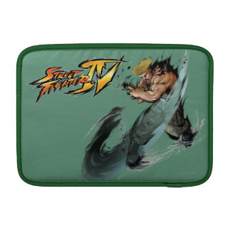 Guile Sonic Boom Sleeve For MacBook Air