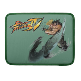 Guile Sonic Boom Sleeve For MacBook Pro