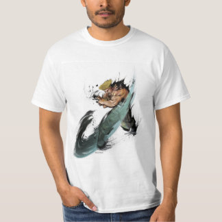 Guile Sonic Boom Shirts