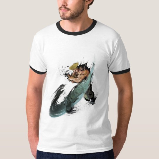 Guile Sonic Boom T-Shirt