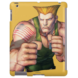 Guile With Fists