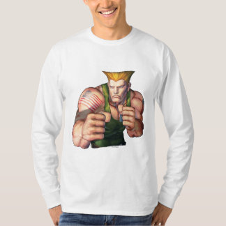 Guile With Fists T-Shirt