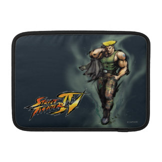 Guile With Jacket Sleeve For MacBook Air