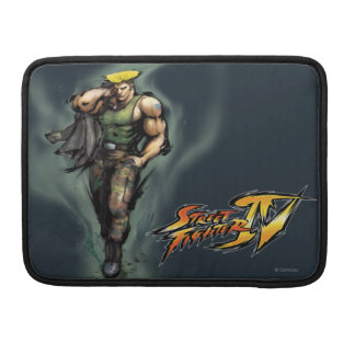 Guile With Jacket Sleeve For MacBooks