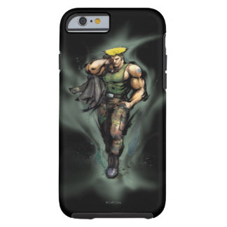 Guile With Jacket Tough iPhone 6 Case