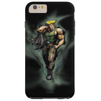Guile With Jacket Tough iPhone 6 Plus Case