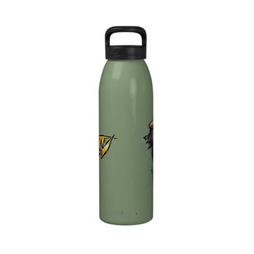 Guile With Jacket Water Bottles