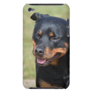 Guileless Rottweiler Case-Mate iPod Touch Case