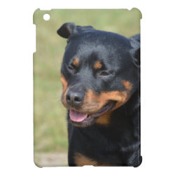 Guileless Rottweiler iPad Mini Covers