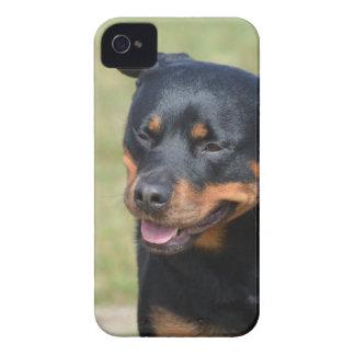 Guileless Rottweiler iPhone 4 Case