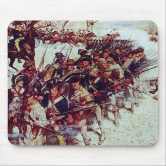 Guilford Court House Mouse Pad
