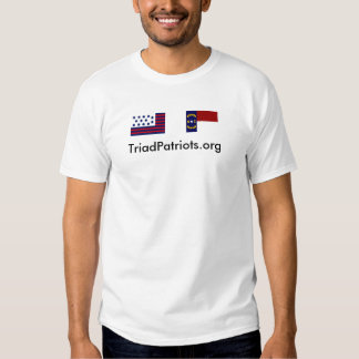 Guilford Courthouse to North Carolina T-Shirt
