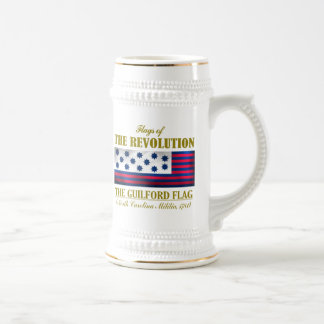Guilford Flag Beer Stein