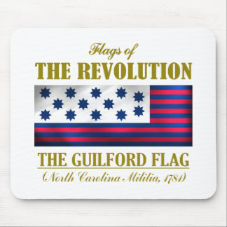 Guilford Flag Mouse Pad