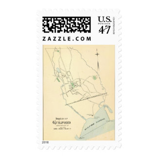 Guilford Postage Stamp