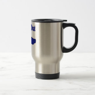 Guillain Barre Syndrome Travel Mug