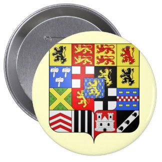 Guillaume duc de Nassau Netherlands Pinback Buttons