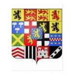 Guillaume, duc de Nassau , Netherlands Post Card