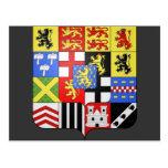 Guillaume, duc de Nassau , Netherlands Post Cards