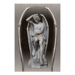 Guillaume Geefs Lucifer CC0286 Poster 36in 91cm