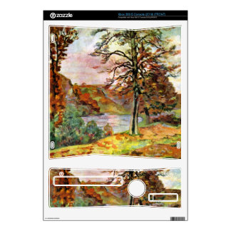 Guillaumin - Landscape Xbox 360 S Decal